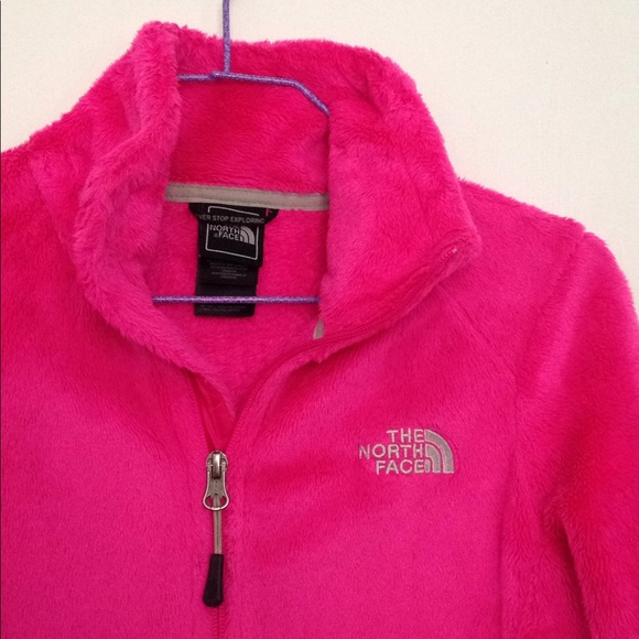 6832cc6ac The North face Osito 2 Pink